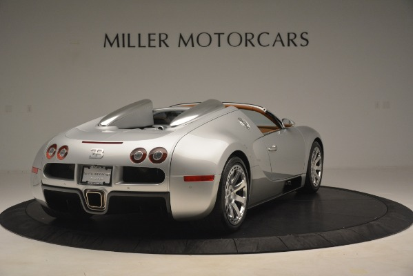 Used 2010 Bugatti Veyron 16.4 Grand Sport for sale Sold at Rolls-Royce Motor Cars Greenwich in Greenwich CT 06830 8