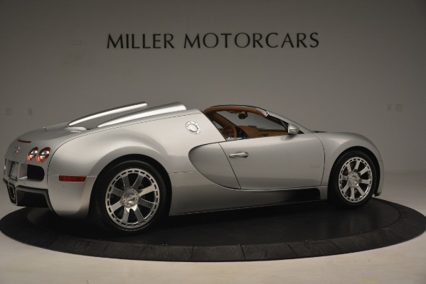 Used 2010 Bugatti Veyron 16.4 Grand Sport for sale Sold at Rolls-Royce Motor Cars Greenwich in Greenwich CT 06830 9