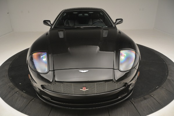 Used 2004 Aston Martin V12 Vanquish for sale Sold at Rolls-Royce Motor Cars Greenwich in Greenwich CT 06830 10