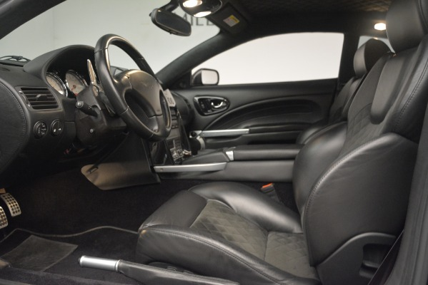 Used 2004 Aston Martin V12 Vanquish for sale Sold at Rolls-Royce Motor Cars Greenwich in Greenwich CT 06830 12