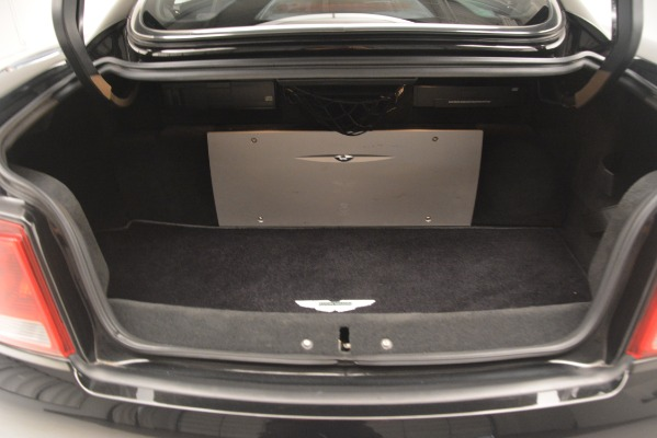 Used 2004 Aston Martin V12 Vanquish for sale Sold at Rolls-Royce Motor Cars Greenwich in Greenwich CT 06830 16