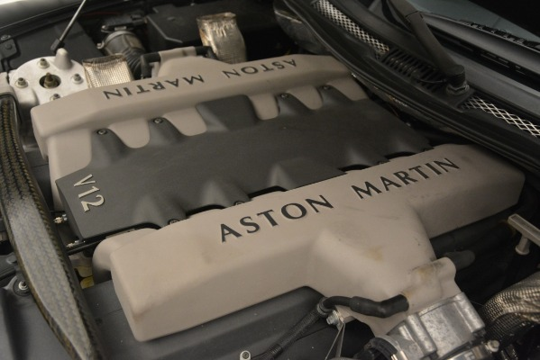 Used 2004 Aston Martin V12 Vanquish for sale Sold at Rolls-Royce Motor Cars Greenwich in Greenwich CT 06830 21