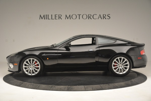 Used 2004 Aston Martin V12 Vanquish for sale Sold at Rolls-Royce Motor Cars Greenwich in Greenwich CT 06830 4