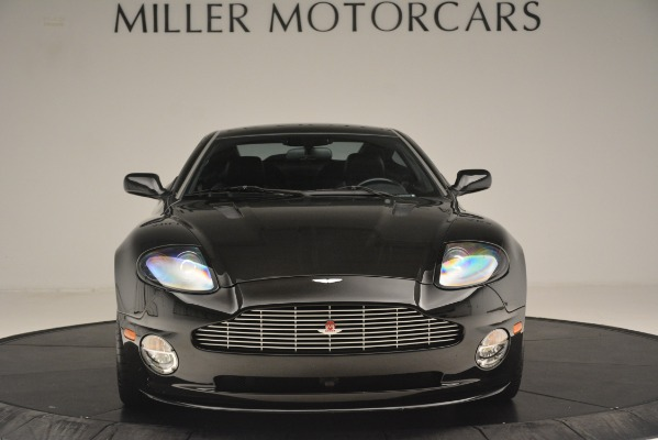 Used 2004 Aston Martin V12 Vanquish for sale Sold at Rolls-Royce Motor Cars Greenwich in Greenwich CT 06830 5