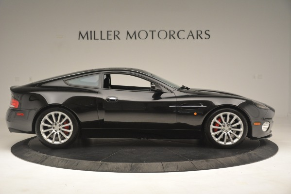 Used 2004 Aston Martin V12 Vanquish for sale Sold at Rolls-Royce Motor Cars Greenwich in Greenwich CT 06830 7