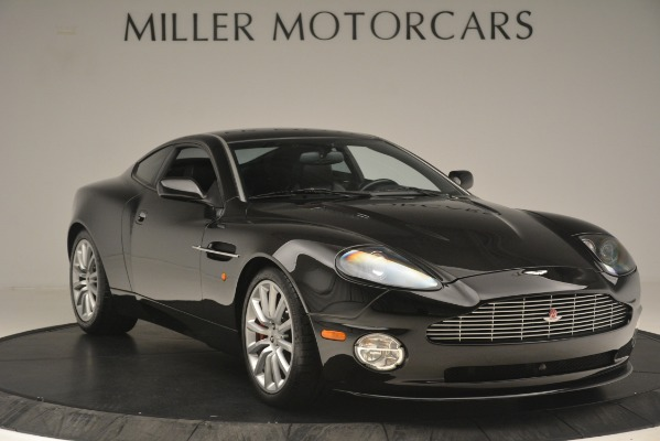 Used 2004 Aston Martin V12 Vanquish for sale Sold at Rolls-Royce Motor Cars Greenwich in Greenwich CT 06830 9
