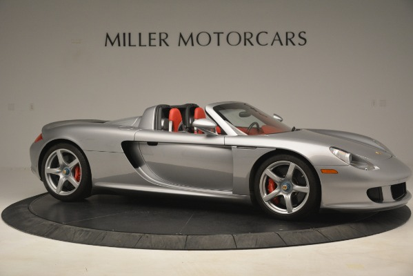 Used 2005 Porsche Carrera GT for sale Sold at Rolls-Royce Motor Cars Greenwich in Greenwich CT 06830 11