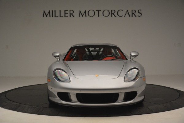 Used 2005 Porsche Carrera GT for sale Sold at Rolls-Royce Motor Cars Greenwich in Greenwich CT 06830 14