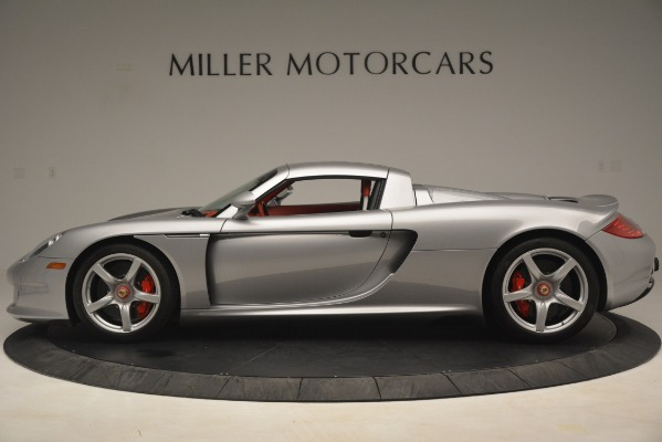 Used 2005 Porsche Carrera GT for sale Sold at Rolls-Royce Motor Cars Greenwich in Greenwich CT 06830 16