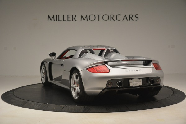 Used 2005 Porsche Carrera GT for sale Sold at Rolls-Royce Motor Cars Greenwich in Greenwich CT 06830 17