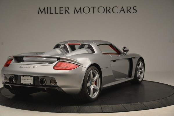 Used 2005 Porsche Carrera GT for sale Sold at Rolls-Royce Motor Cars Greenwich in Greenwich CT 06830 18