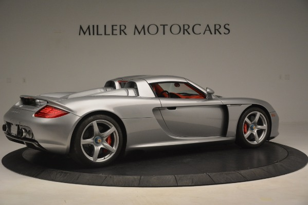 Used 2005 Porsche Carrera GT for sale Sold at Rolls-Royce Motor Cars Greenwich in Greenwich CT 06830 19