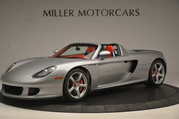 Used 2005 Porsche Carrera GT for sale Sold at Rolls-Royce Motor Cars Greenwich in Greenwich CT 06830 2