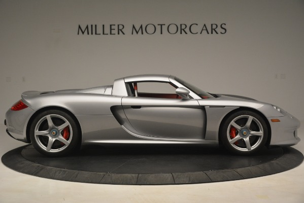 Used 2005 Porsche Carrera GT for sale Sold at Rolls-Royce Motor Cars Greenwich in Greenwich CT 06830 20
