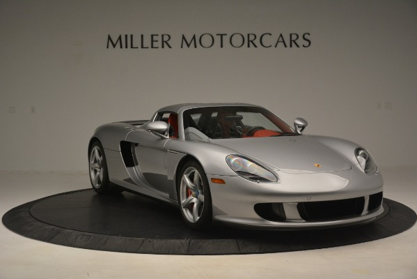 Used 2005 Porsche Carrera GT for sale Sold at Rolls-Royce Motor Cars Greenwich in Greenwich CT 06830 21