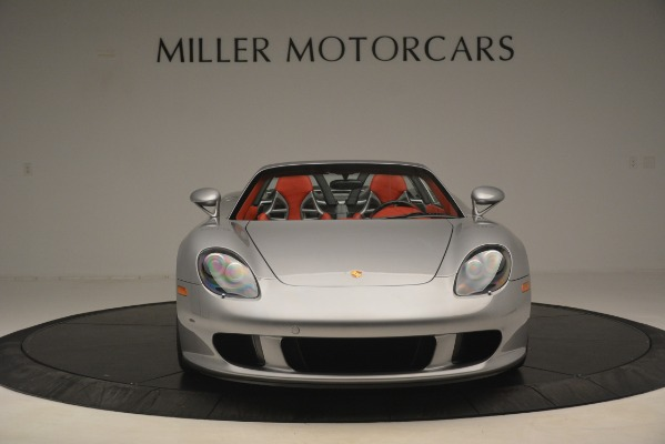 Used 2005 Porsche Carrera GT for sale Sold at Rolls-Royce Motor Cars Greenwich in Greenwich CT 06830 22