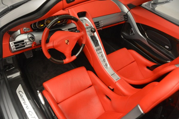 Used 2005 Porsche Carrera GT for sale Sold at Rolls-Royce Motor Cars Greenwich in Greenwich CT 06830 23