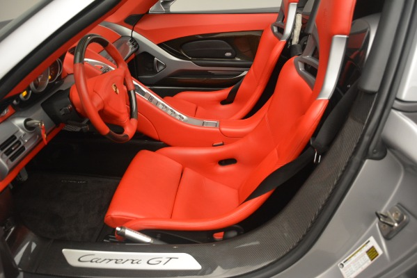Used 2005 Porsche Carrera GT for sale Sold at Rolls-Royce Motor Cars Greenwich in Greenwich CT 06830 24