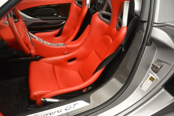 Used 2005 Porsche Carrera GT for sale Sold at Rolls-Royce Motor Cars Greenwich in Greenwich CT 06830 25