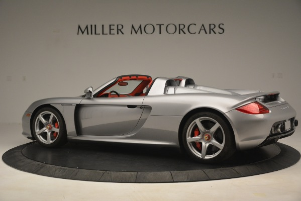 Used 2005 Porsche Carrera GT for sale Sold at Rolls-Royce Motor Cars Greenwich in Greenwich CT 06830 4