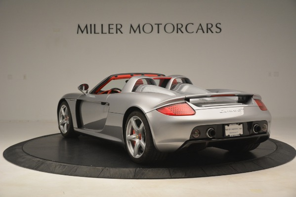 Used 2005 Porsche Carrera GT for sale Sold at Rolls-Royce Motor Cars Greenwich in Greenwich CT 06830 5