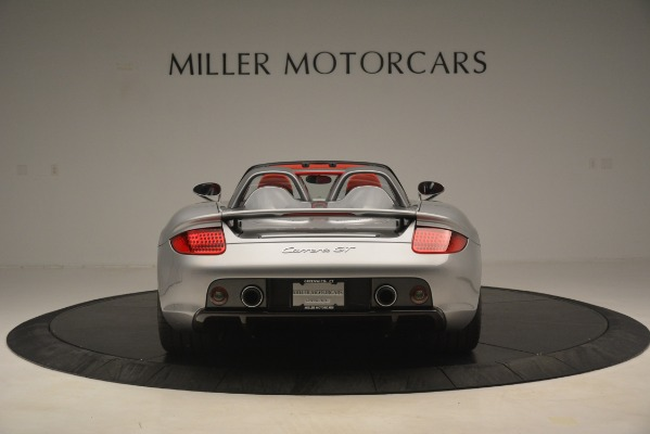 Used 2005 Porsche Carrera GT for sale Sold at Rolls-Royce Motor Cars Greenwich in Greenwich CT 06830 6