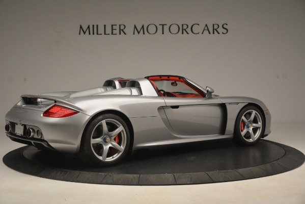 Used 2005 Porsche Carrera GT for sale Sold at Rolls-Royce Motor Cars Greenwich in Greenwich CT 06830 8