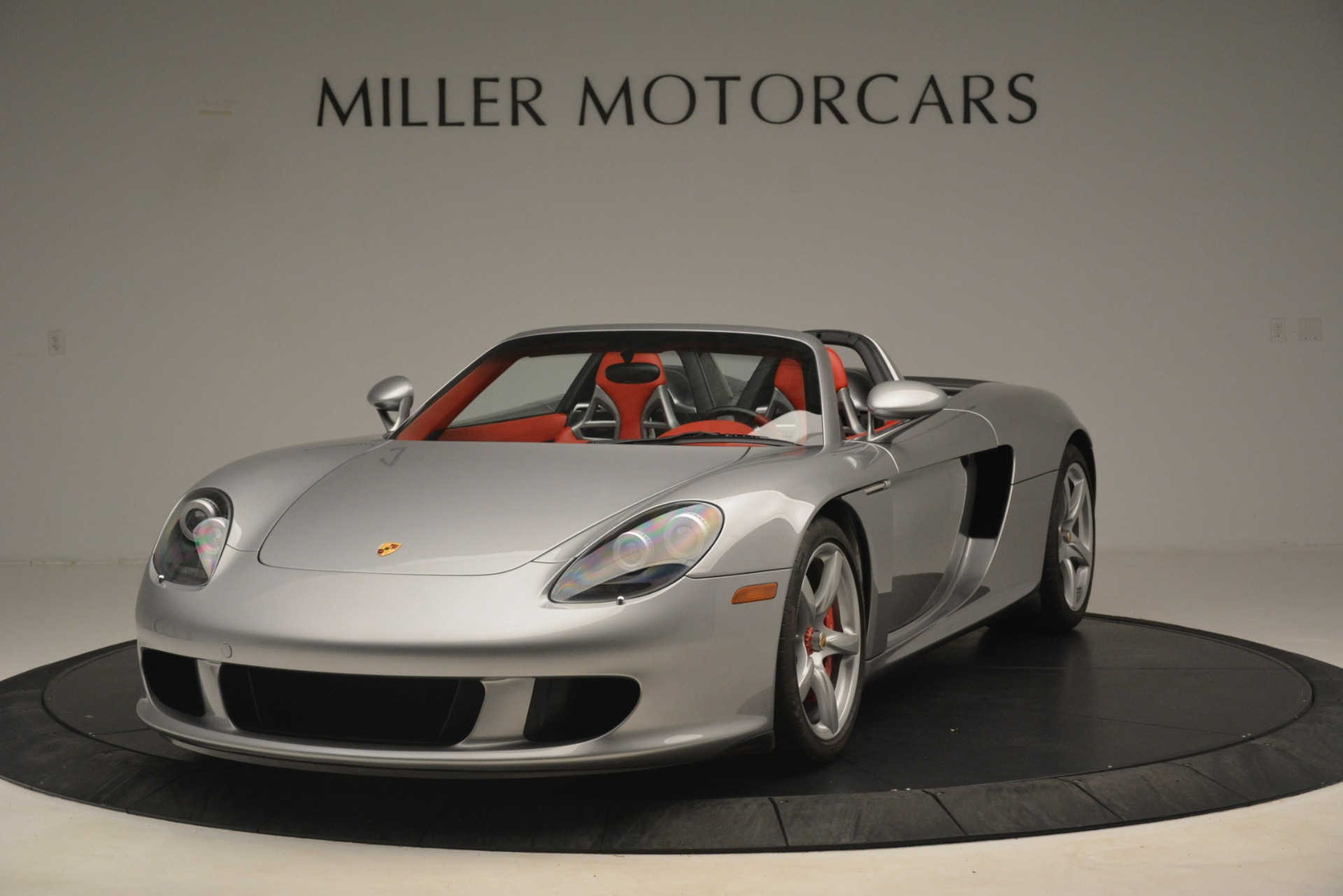 Used 2005 Porsche Carrera GT for sale Sold at Rolls-Royce Motor Cars Greenwich in Greenwich CT 06830 1