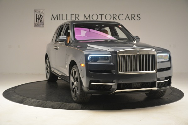 Used 2019 Rolls-Royce Cullinan for sale Sold at Rolls-Royce Motor Cars Greenwich in Greenwich CT 06830 14