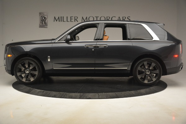 Used 2019 Rolls-Royce Cullinan for sale Sold at Rolls-Royce Motor Cars Greenwich in Greenwich CT 06830 4