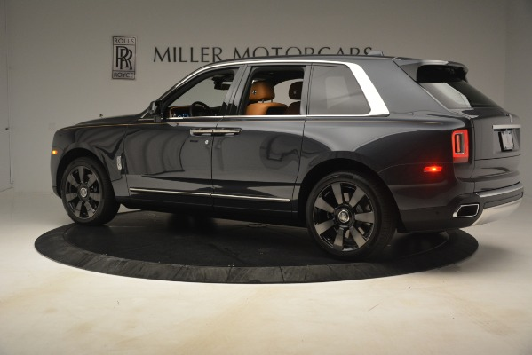 Used 2019 Rolls-Royce Cullinan for sale Sold at Rolls-Royce Motor Cars Greenwich in Greenwich CT 06830 5