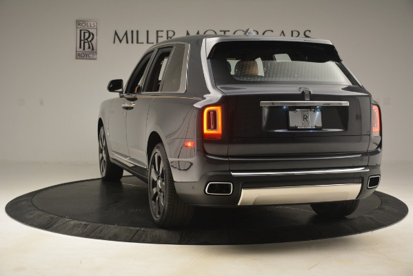 Used 2019 Rolls-Royce Cullinan for sale Sold at Rolls-Royce Motor Cars Greenwich in Greenwich CT 06830 7