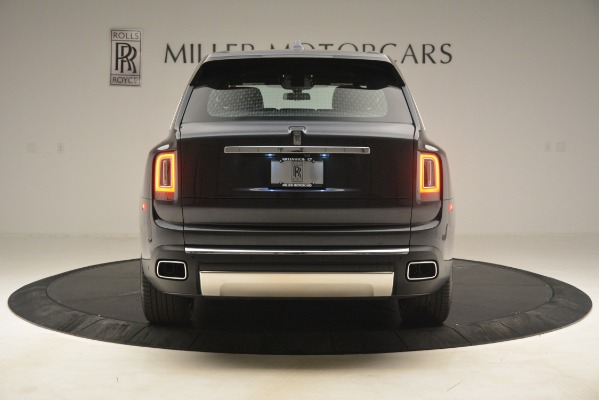 Used 2019 Rolls-Royce Cullinan for sale Sold at Rolls-Royce Motor Cars Greenwich in Greenwich CT 06830 8