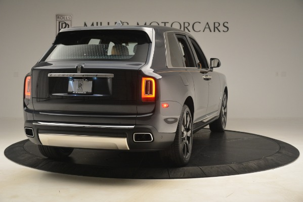 Used 2019 Rolls-Royce Cullinan for sale Sold at Rolls-Royce Motor Cars Greenwich in Greenwich CT 06830 9