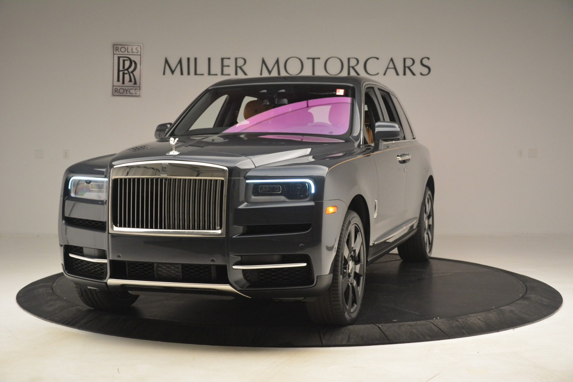 Used 2019 Rolls-Royce Cullinan for sale Sold at Rolls-Royce Motor Cars Greenwich in Greenwich CT 06830 1
