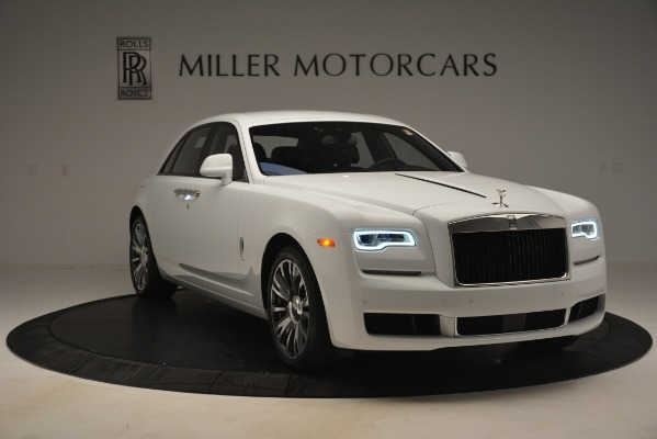 New 2019 Rolls-Royce Ghost for sale Sold at Rolls-Royce Motor Cars Greenwich in Greenwich CT 06830 12