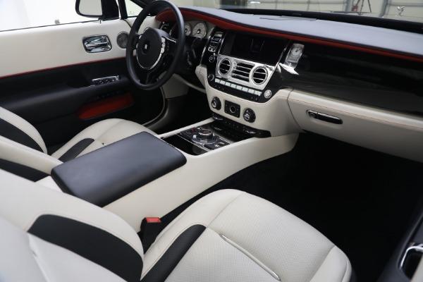 Used 2019 Rolls-Royce Dawn for sale $379,900 at Rolls-Royce Motor Cars Greenwich in Greenwich CT 06830 18
