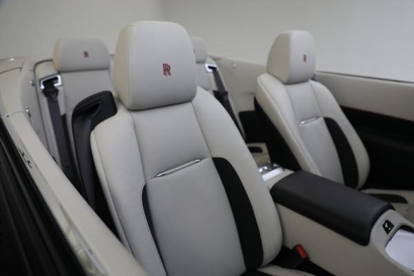 Used 2019 Rolls-Royce Dawn for sale $379,900 at Rolls-Royce Motor Cars Greenwich in Greenwich CT 06830 20