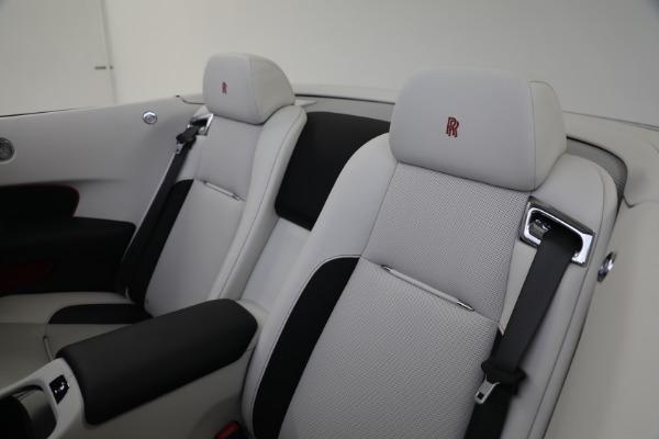 Used 2019 Rolls-Royce Dawn for sale $379,900 at Rolls-Royce Motor Cars Greenwich in Greenwich CT 06830 21