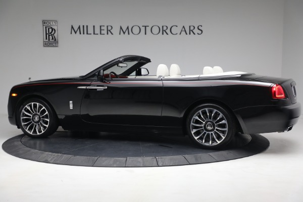 New 2019 Rolls-Royce Dawn for sale Sold at Rolls-Royce Motor Cars Greenwich in Greenwich CT 06830 6