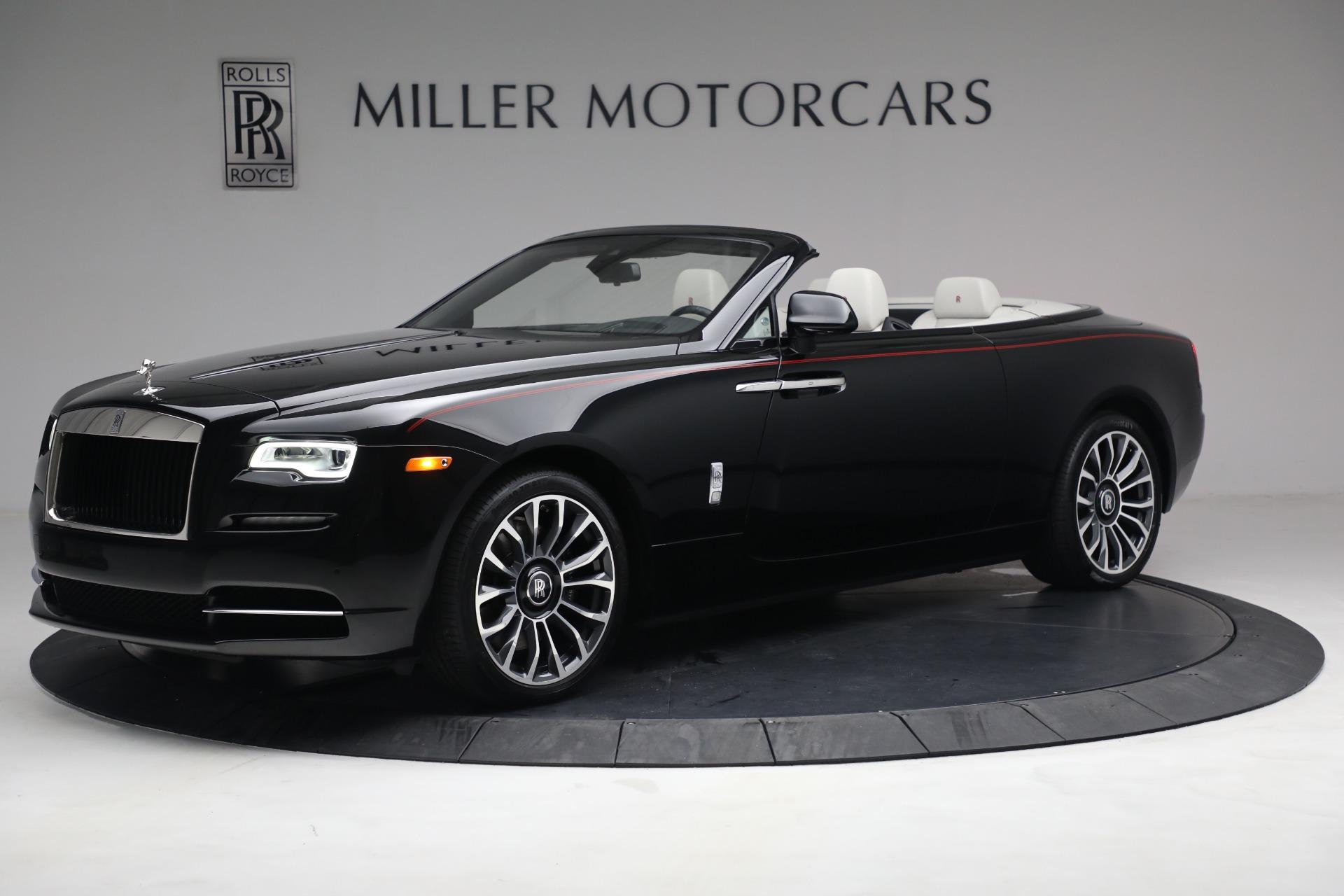 Used 2019 Rolls-Royce Dawn for sale $379,900 at Rolls-Royce Motor Cars Greenwich in Greenwich CT 06830 1