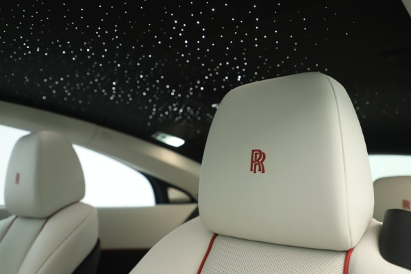 New 2019 Rolls-Royce Wraith for sale Sold at Rolls-Royce Motor Cars Greenwich in Greenwich CT 06830 22