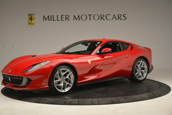 Used 2018 Ferrari 812 Superfast for sale Sold at Rolls-Royce Motor Cars Greenwich in Greenwich CT 06830 2