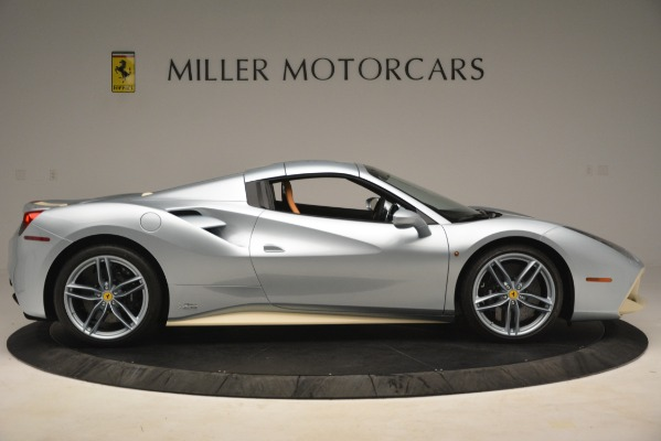 Used 2018 Ferrari 488 Spider for sale Sold at Rolls-Royce Motor Cars Greenwich in Greenwich CT 06830 17