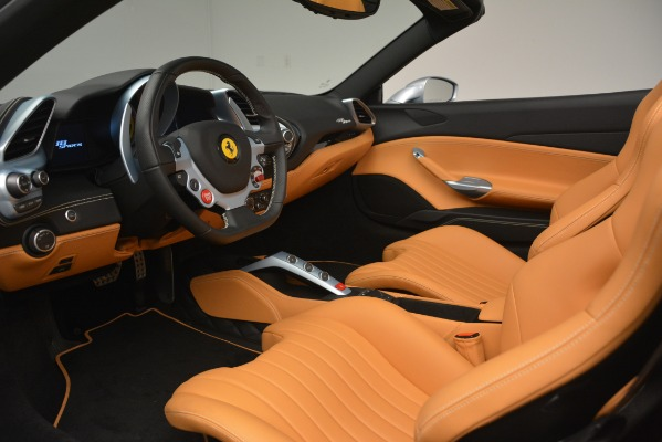 Used 2018 Ferrari 488 Spider for sale Sold at Rolls-Royce Motor Cars Greenwich in Greenwich CT 06830 21