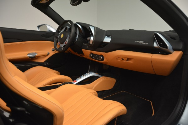 Used 2018 Ferrari 488 Spider for sale Sold at Rolls-Royce Motor Cars Greenwich in Greenwich CT 06830 24