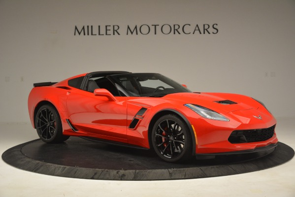 Used 2019 Chevrolet Corvette Grand Sport for sale Sold at Rolls-Royce Motor Cars Greenwich in Greenwich CT 06830 10