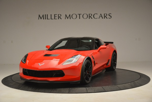 Used 2019 Chevrolet Corvette Grand Sport for sale Sold at Rolls-Royce Motor Cars Greenwich in Greenwich CT 06830 13