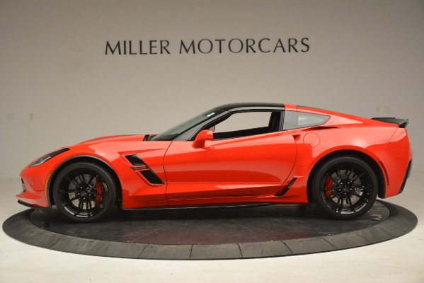Used 2019 Chevrolet Corvette Grand Sport for sale Sold at Rolls-Royce Motor Cars Greenwich in Greenwich CT 06830 14