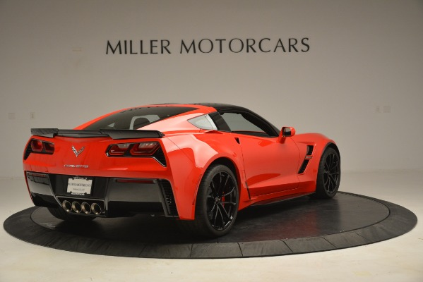 Used 2019 Chevrolet Corvette Grand Sport for sale Sold at Rolls-Royce Motor Cars Greenwich in Greenwich CT 06830 16